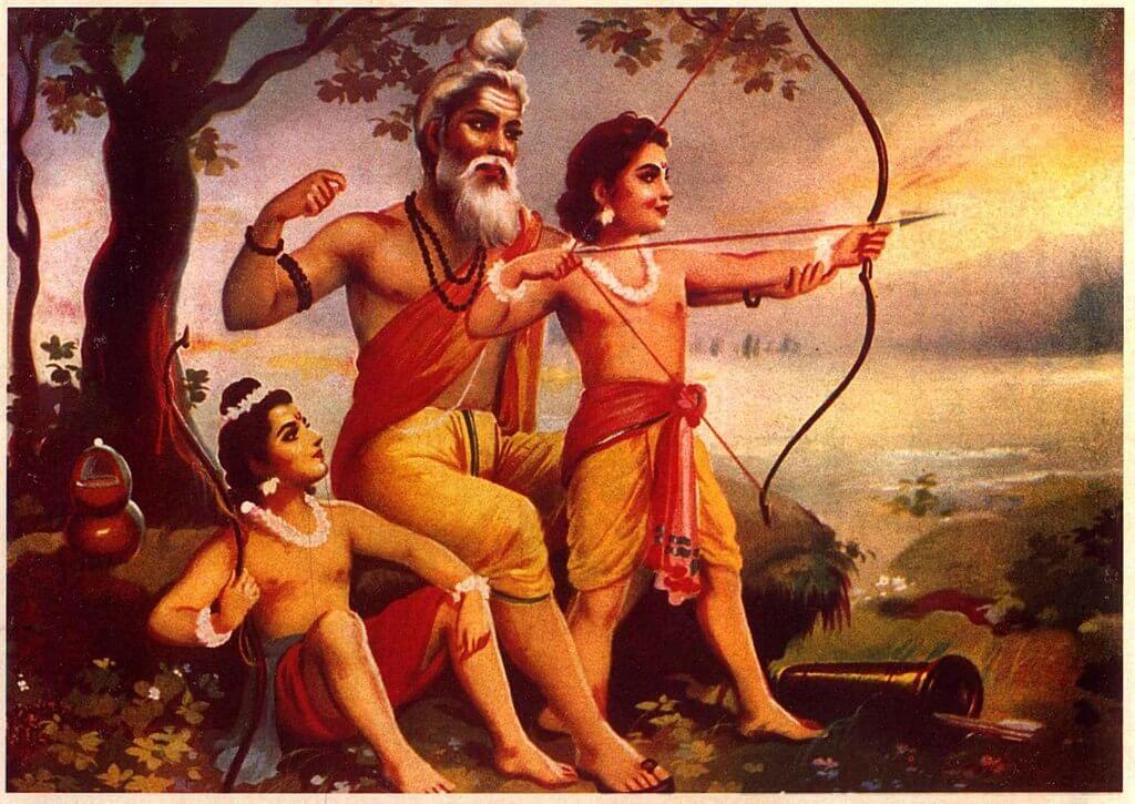 Brahmarshi Vishvamitra