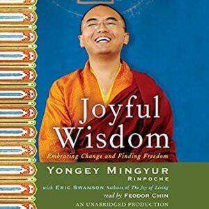 Joyful Wisdom - Mingyur Rinpoche - SoulPrajna