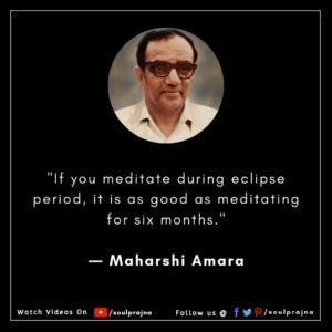 MAHARSHI AMARA - QUOTES - SOULPRAJNA