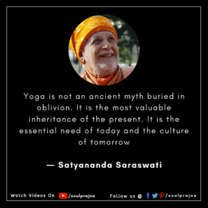 Best Satyananda Saraswati Quote