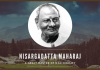 NISARGADATTA MAHARAJ - SOULPRAJNA