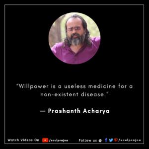 acharya prashanth quote